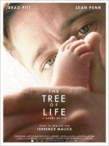 Affiche du film The tree of life - source : allocine.fr