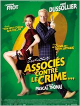 """Affiche du film """"Associés contre le crime"""""""