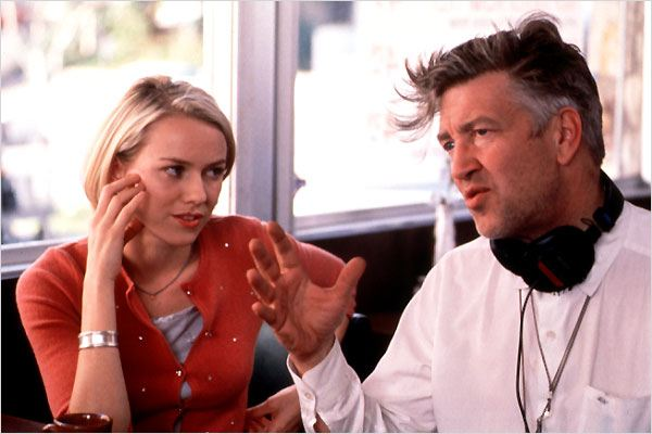 Mulholland Drive : Photo David Lynch, Naomi Watts