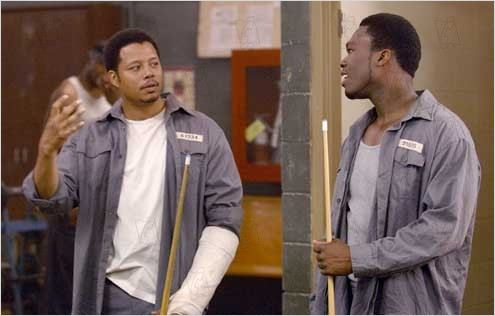 Réussir ou mourir : photo Curtis '50 Cent' Jackson, Jim Sheridan, Terrence Howard