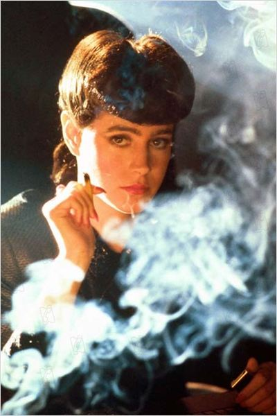 Blade Runner : Photo Sean Young