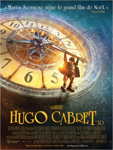 """Affiche du film """"Hugo Cabret"""""""