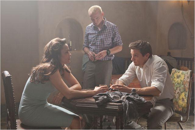 Jane Carter (Paula Patton), Benji Dunn (Simon Pegg) et William Brandt (Jeremy Renner) sont les nouveaux coéquipiers d'Ethan Hunt. Une équipe de choc !