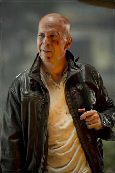 Die Hard : belle journée pour mourir : photo Bruce Willis