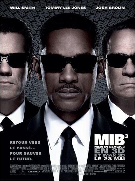Men In Black III : affiche