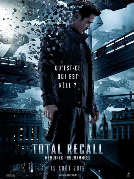 Total Recall Mémoires Programmées : affiche