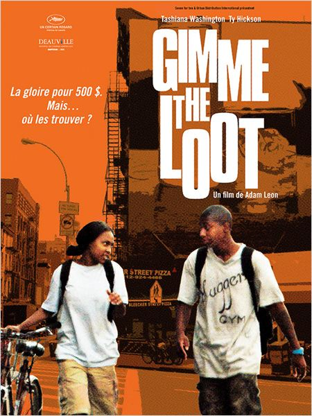 Gimme the Loot : affiche