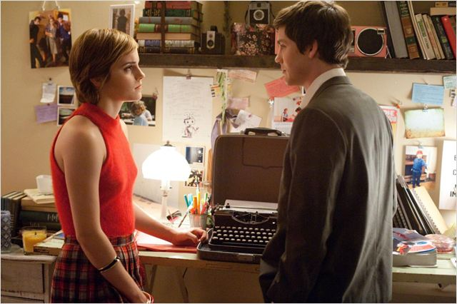 Le Monde de Charlie : photo Emma Watson, Logan Lerman