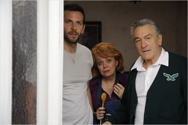 Happiness Therapy : photo Bradley Cooper, Jacki Weaver, Robert De Niro