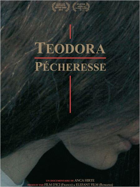 Teodora pécheresse : affiche