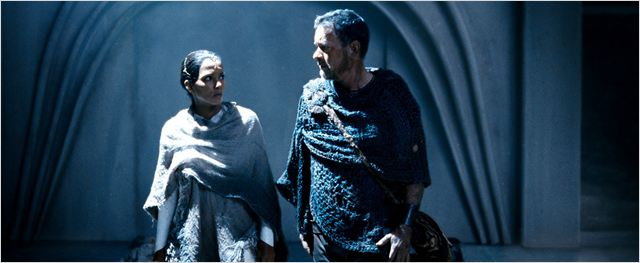 Cloud Atlas : photo Halle Berry, Tom Hanks
