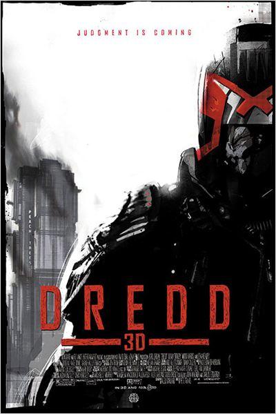 Dredd : affiche