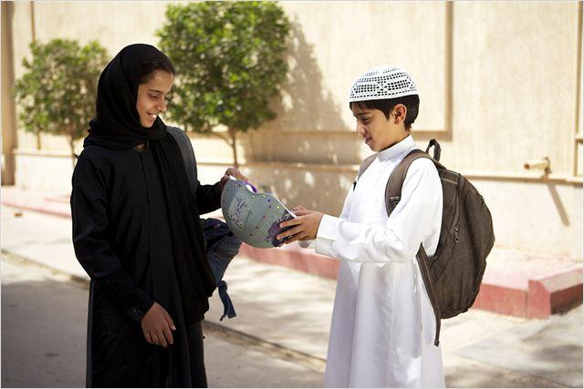 Wadjda : photo Abdullrahman Al Gohani, Waad Mohammed
