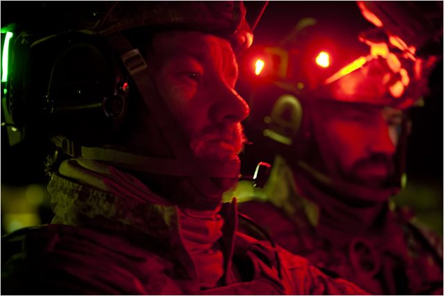 Zero Dark Thirty : photo Joel Edgerton, Nash Edgerton
