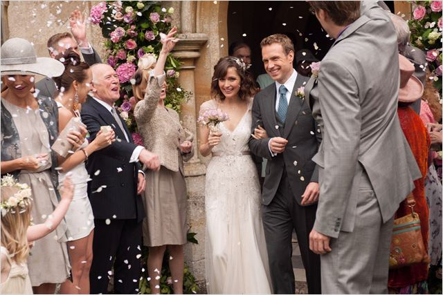 Mariage à l'anglaise : photo Rafe Spall, Rose Byrne