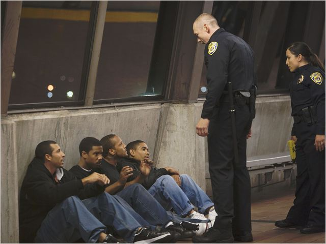 Fruitvale Station : Photo Michael B. Jordan