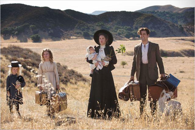 Dans l'ombre de Mary - La promesse de Walt Disney : Photo Colin Farrell, Ruth Wilson