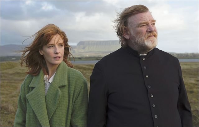 Calvary : Photo Brendan Gleeson, Kelly Reilly
