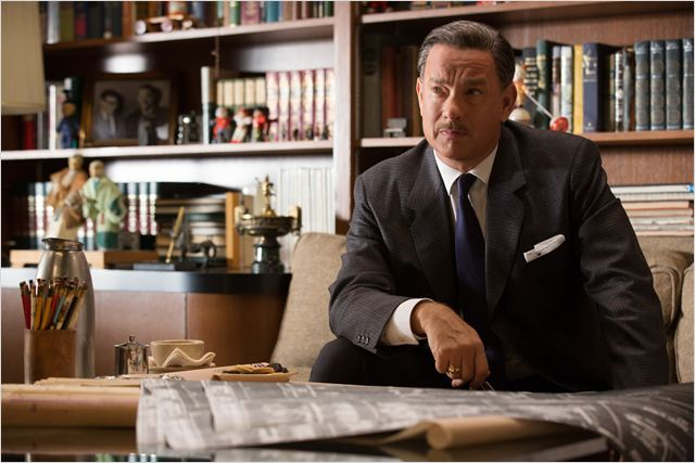 Dans l'ombre de Mary - La promesse de Walt Disney : Photo Tom Hanks