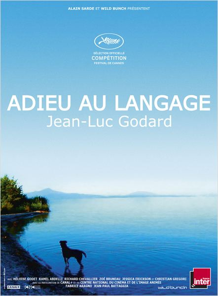Adieu au Langage : Affiche