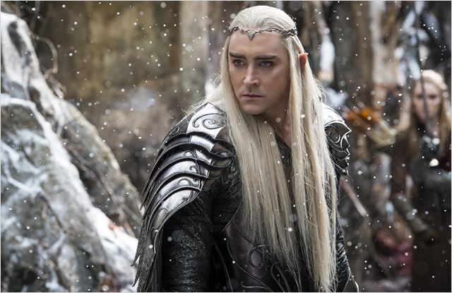 Le Hobbit : la Bataille des Cinq Armées : Photo Lee Pace