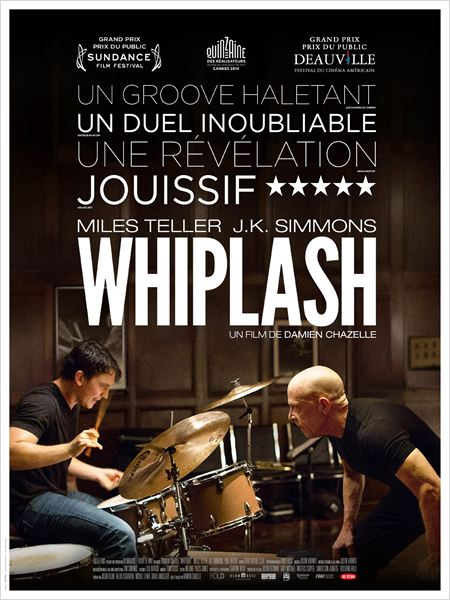 Whiplash : Affiche