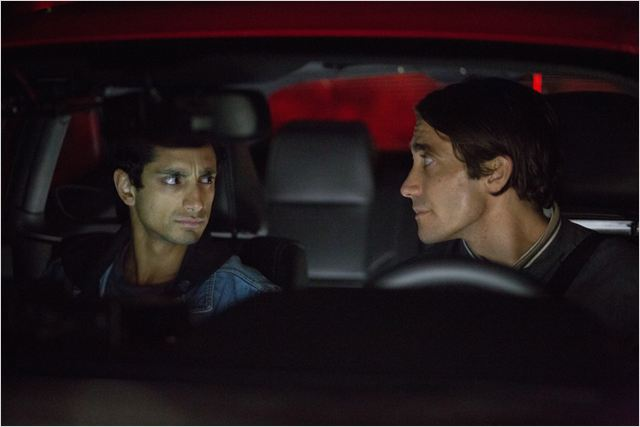 Night Call : Photo Jake Gyllenhaal, Riz Ahmed