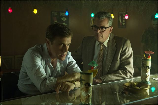 Big Eyes : Photo Christoph Waltz, Danny Huston