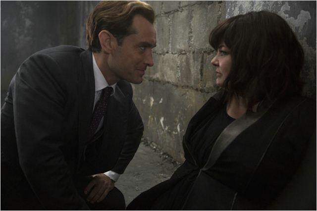 Spy : Photo Jude Law, Melissa McCarthy