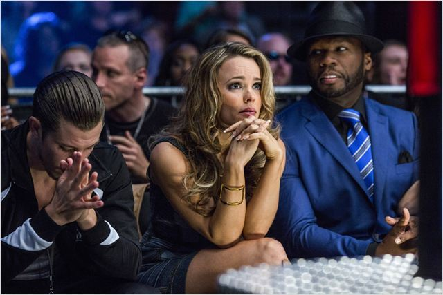 La Rage au ventre : Photo Curtis '50 Cent' Jackson, Rachel McAdams