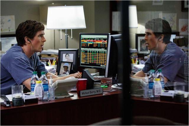 The Big Short : le Casse du siècle : Photo Christian Bale