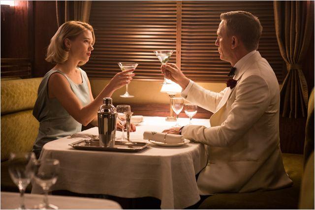 007 Spectre : Photo Daniel Craig, Léa Seydoux