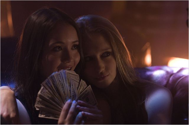 The Bling Ring : Photo Katie Chang, Taissa Farmiga