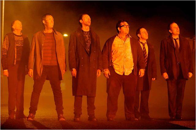 Le Dernier pub avant la fin du monde : Photo David Bradley, Eddie Marsan, Martin Freeman, Nick Frost, Paddy Considine