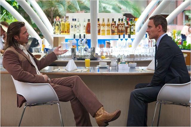 Cartel : Photo Brad Pitt, Michael Fassbender