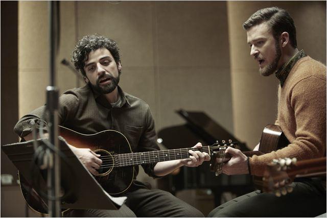 Inside Llewyn Davis : Photo Justin Timberlake, Oscar Isaac