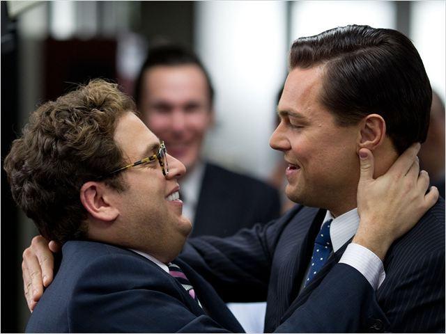 Le Loup de Wall Street : Photo Jonah Hill, Leonardo DiCaprio