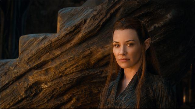 Le Hobbit : la Désolation de Smaug : Photo Evangeline Lilly
