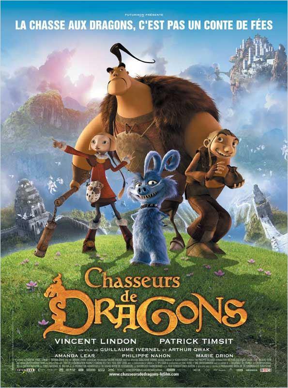 [UD] [DVDRiP] Chasseurs de dragons