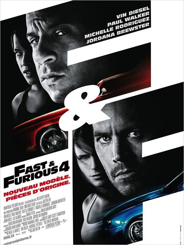 [MU] [DVDRiP] Fast and Furious 4 [ReUp 13/04/2010]