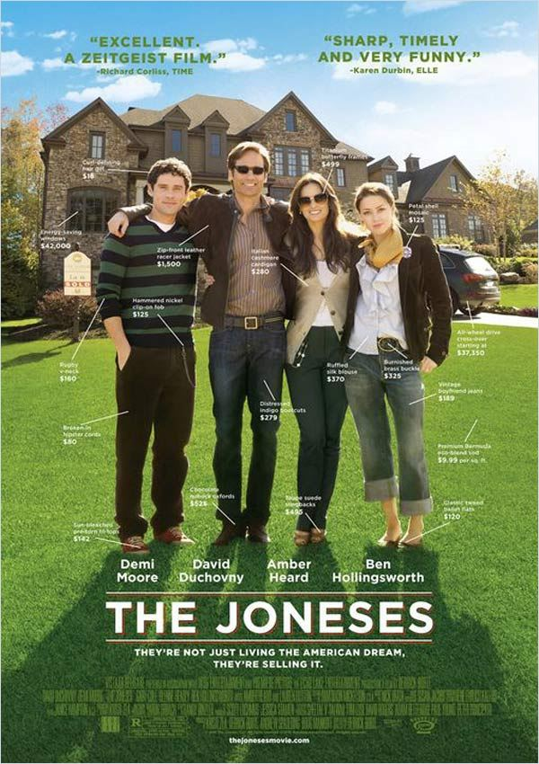 The Joneses [FRENCH ]