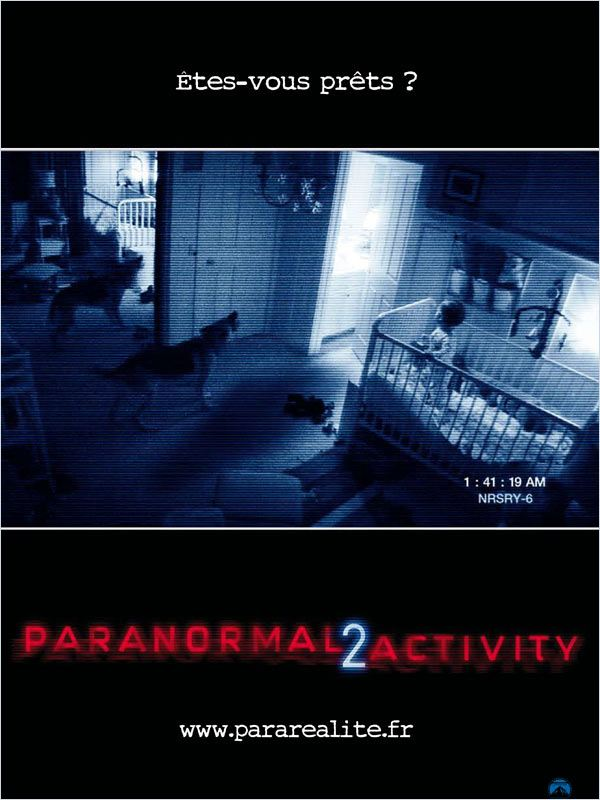 [Multi] Paranormal Activity 2 [FRENCH DVDRiP]