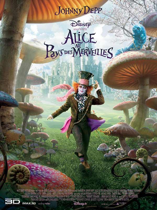 Alice au pays des merveilles - Affiche