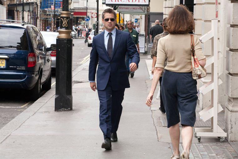 Mitchel (Colin Farrell), ancien gangster sorti de prison et qui veut s'en sortir
