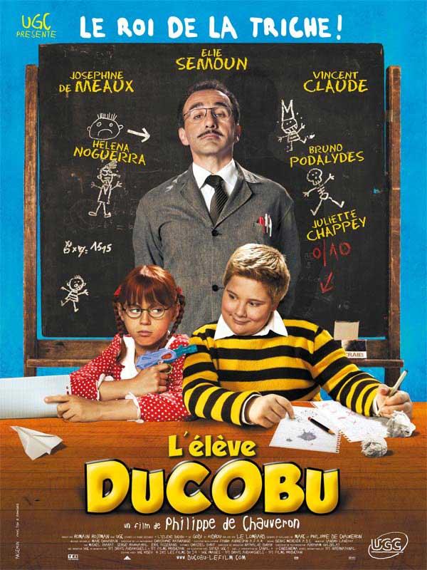 "Affiche du film ""L'élève Ducobu"""