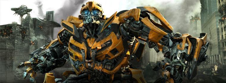 Bumblebee, toujours prêt à aider son ami Sam et les humains