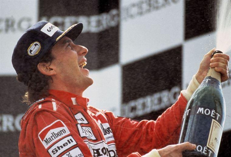 Ayrton Senna, l'un des meilleurs pilotes de tous les temps
