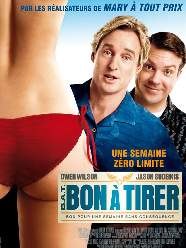 "Affiche du film ""Bon à tirer (B.A.T.)"""
