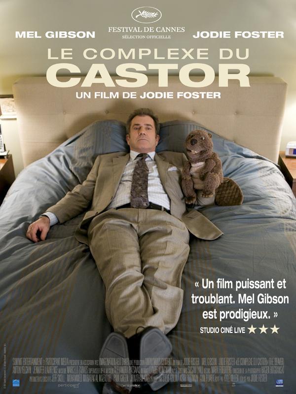 """Affiche du film """"Le complexe du castor"""""""