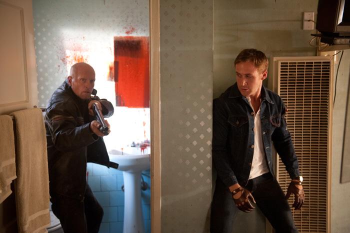 Le Chauffeur (Ryan Gosling) vient de se mettre dans de sales draps...